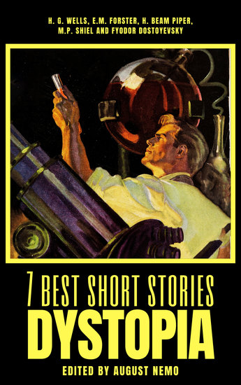 7 best short stories - Dystopia - cover