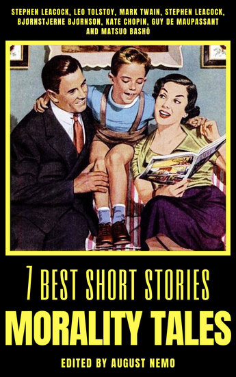 7 best short stories - Morality Tales - cover
