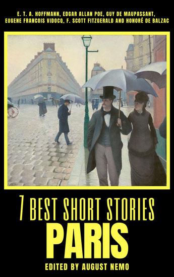 7 best short stories - Paris - cover