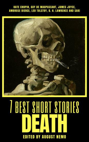 7 best short stories - Death - cover