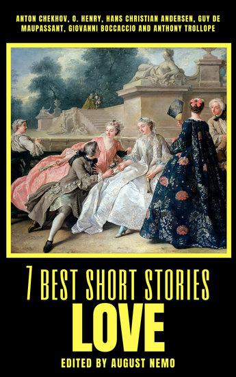 7 best short stories - Love - cover