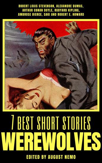 7 best short stories - Werewolves - cover