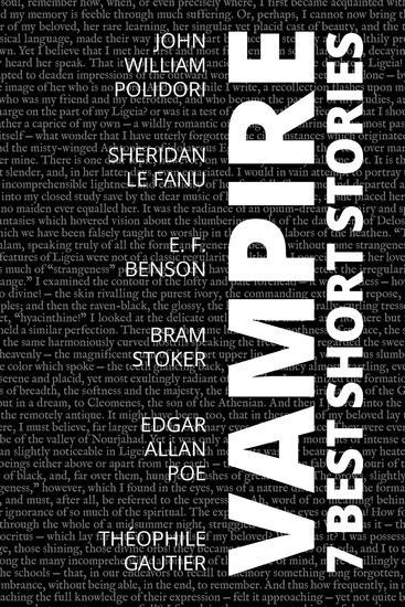 7 best short stories - Vampire - cover