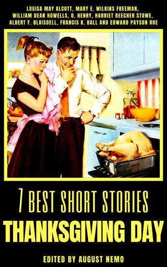 7 best short stories - Thanksgiving Day - cover