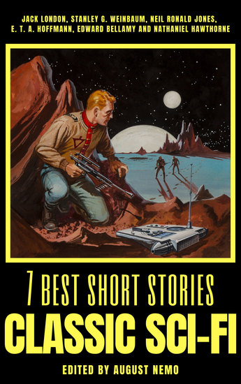 7 best short stories - Classic Sci-Fi - cover