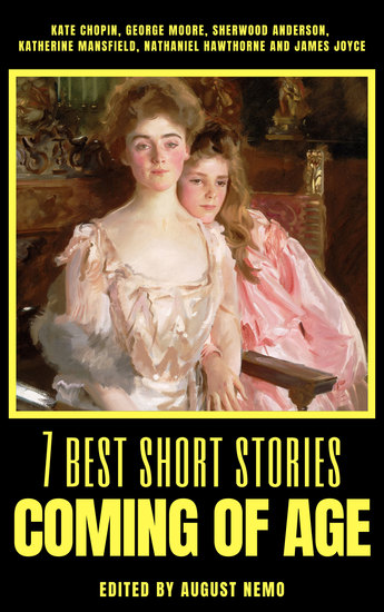 7 best short stories - Coming of Age - cover