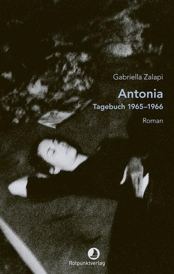 Antonia - Tagebuch 1965–1966 Roman - cover