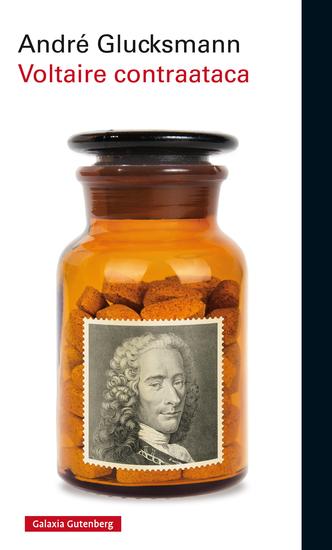 Voltaire contraataca - cover