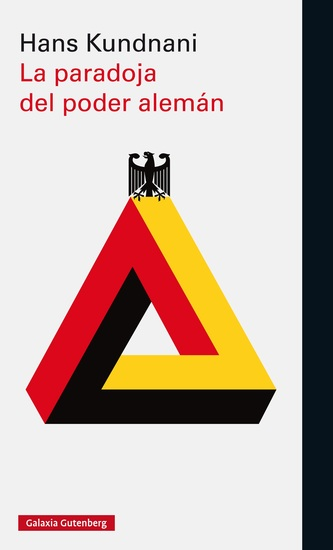 La paradoja del poder alemán - cover