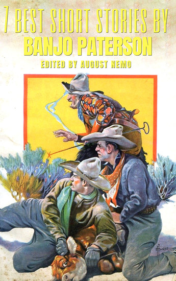 7 best short stories by Banjo Paterson - cover