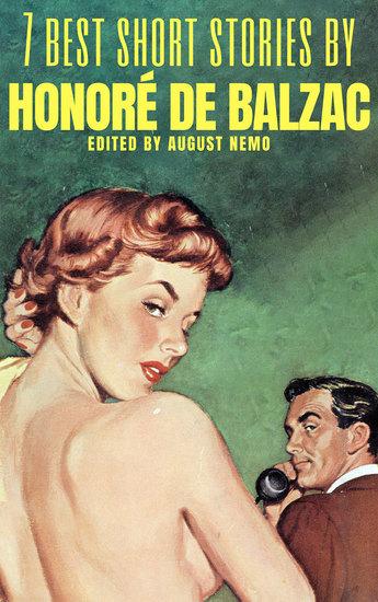 7 best short stories by Honoré de Balzac - cover