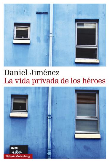 La vida privada de los héroes - cover