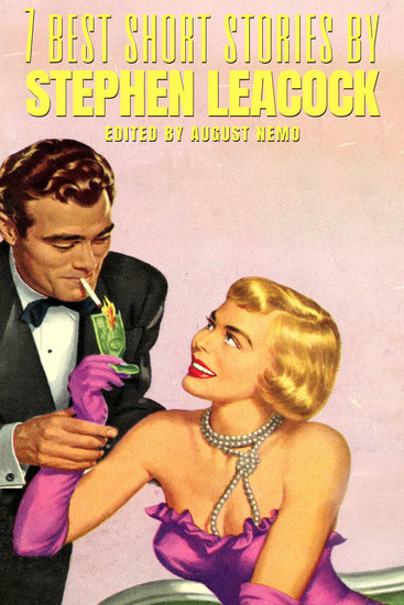 7 best short stories by Stephen Leacock - cover