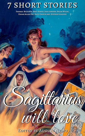 7 short stories that Sagittarius will love - cover