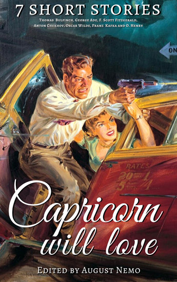 7 short stories that Capricorn will love - cover