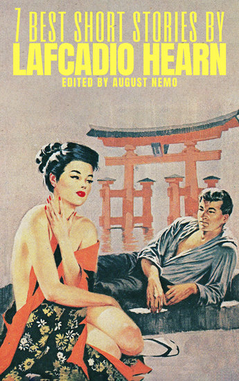 7 best short stories by Lafcadio Hearn - cover