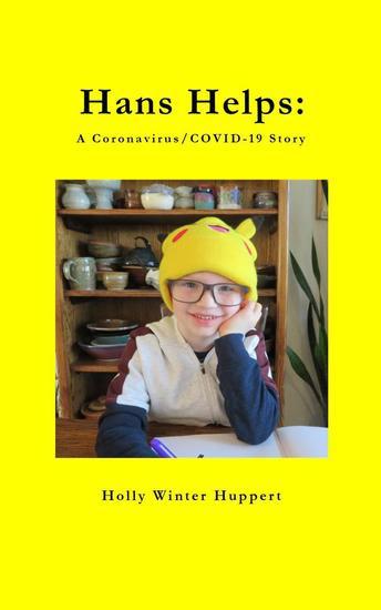 Hans Helps: A Coronavirus COVID-19 Story - cover