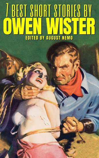 7 best short stories by Owen Wister - cover