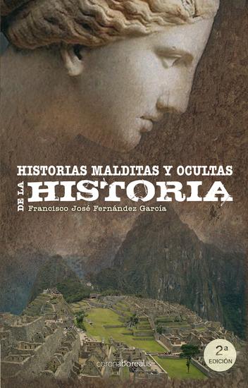 Historias malditas y ocultas de la historia - cover
