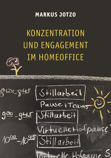 Konzentration und Engagement im Homeoffice - cover
