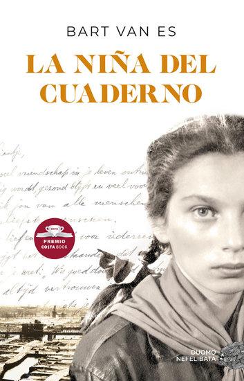 La niña del cuaderno - cover