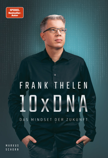 10xDNA – Das Mindset der Zukunft - cover