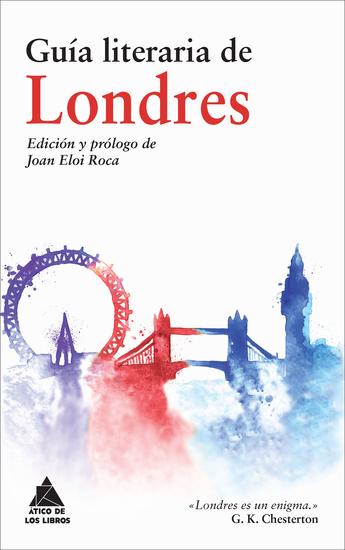Guía literaria de Londres - cover