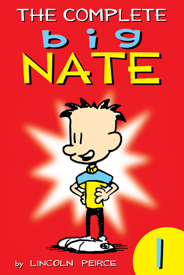 The Complete Big Nate: #1 - cover