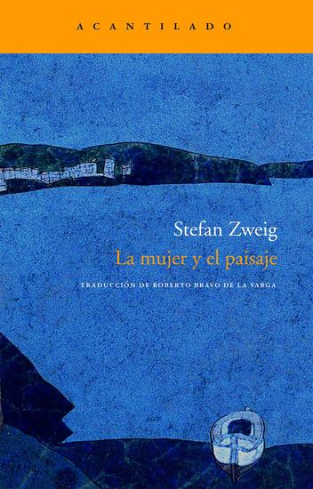 La mujer y el paisaje - cover