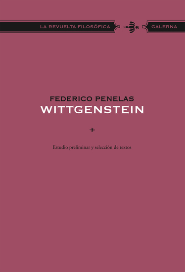 Wittgenstein - cover
