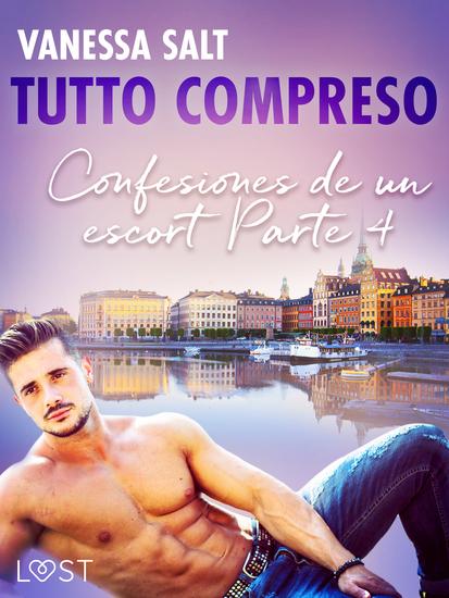Todo incluido - Confesiones de un escort Parte 4 - cover