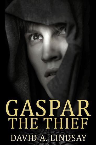 Gaspar The Thief - cover