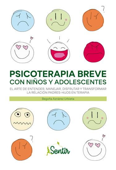 Psicoterapia breve con niños y adolescentes - cover