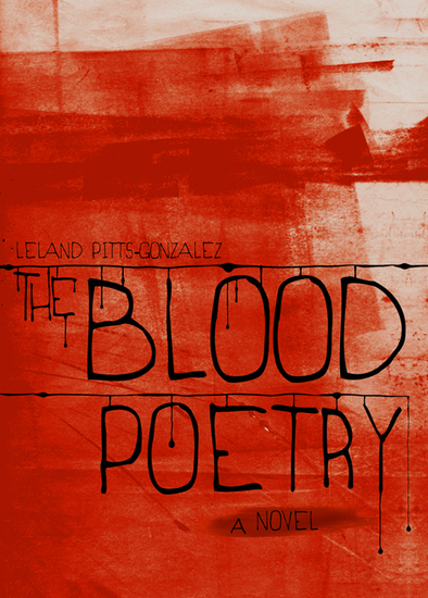 The Blood Poetry - cover