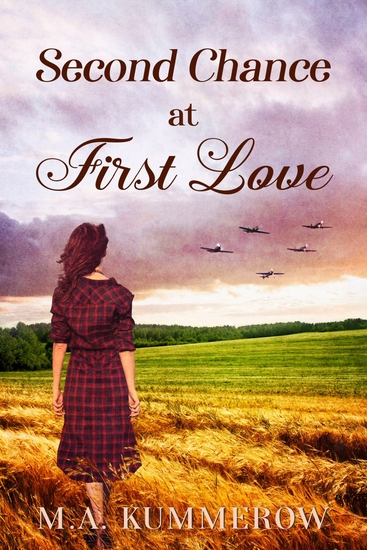 Second Chance at First Love - War Girls Romance - cover