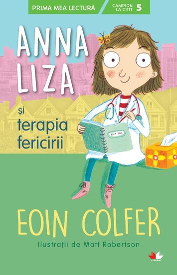 Anna Liza și terapia fericirii - cover