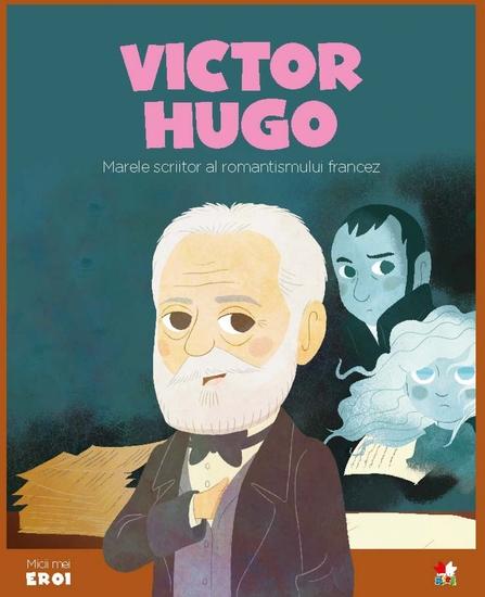 Micii eroi - Victor Hugo - cover