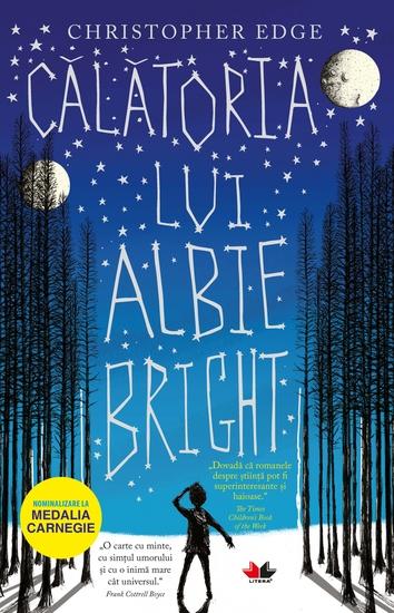 Călătoria Lui Albie Bright - cover