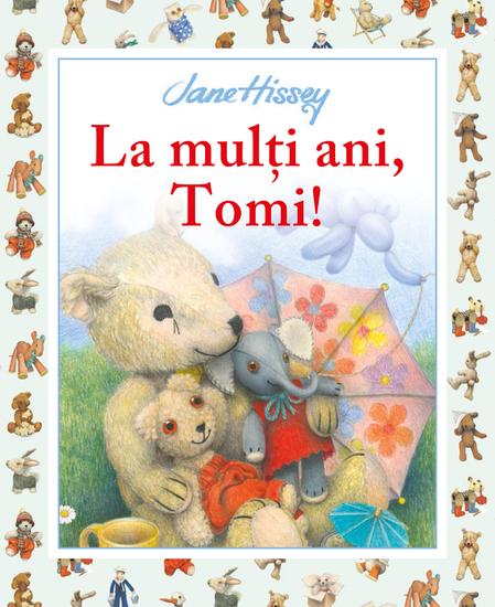 La Mulți Ani Tomi! - cover