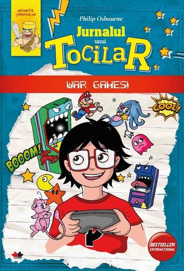 Jurnalul Unui Tocilar - War Games! - cover