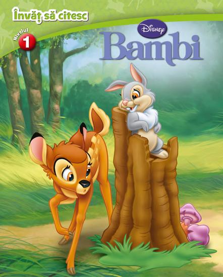 Invat sa citesc Nivelul 1 BAMBI - cover