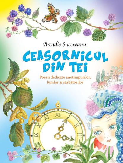 Ceasornicul Din Tei - cover
