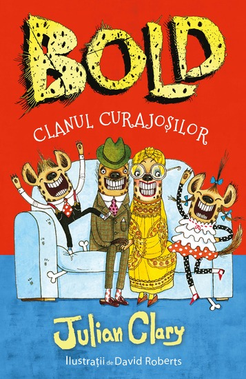 Bold - Clanul Curajosilor - cover