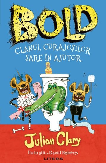 Bold - Clanul Curajosilor Sare in Ajutor - cover