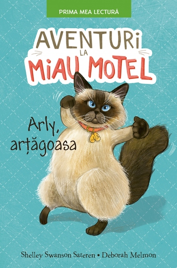 Aventuri la Miau Motel - Arly Artagoasa - cover