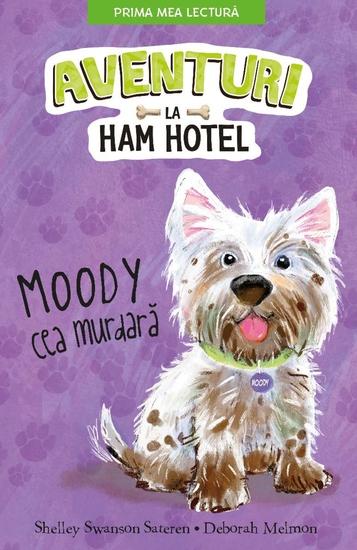 Aventuri la Ham Hotel - Moody Cea Murdara - cover