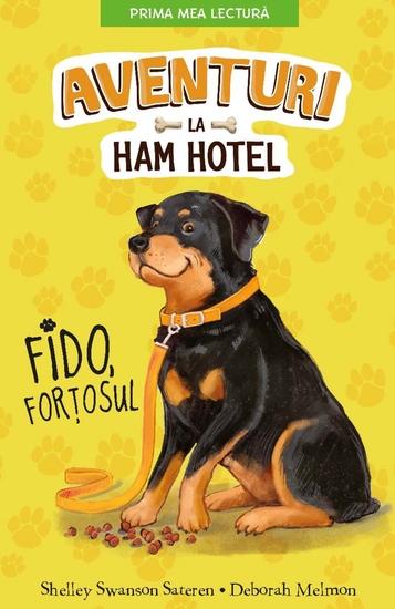 Aventuri la Ham Hotel - Fido Fortosul - cover