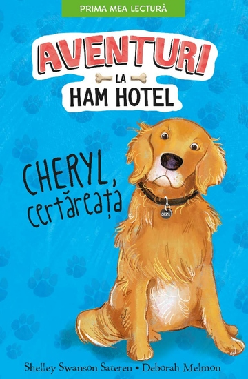 Aventuri la Ham Hotel - Cheryl Certareata - cover