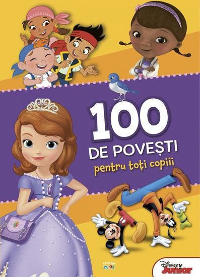 100 de povesti pentru toti copiii - cover