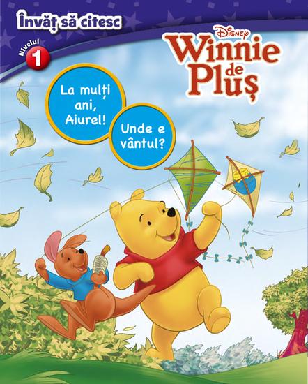 Nivelul 1 Winnie De Pluș - învăț Să Citesc - cover
